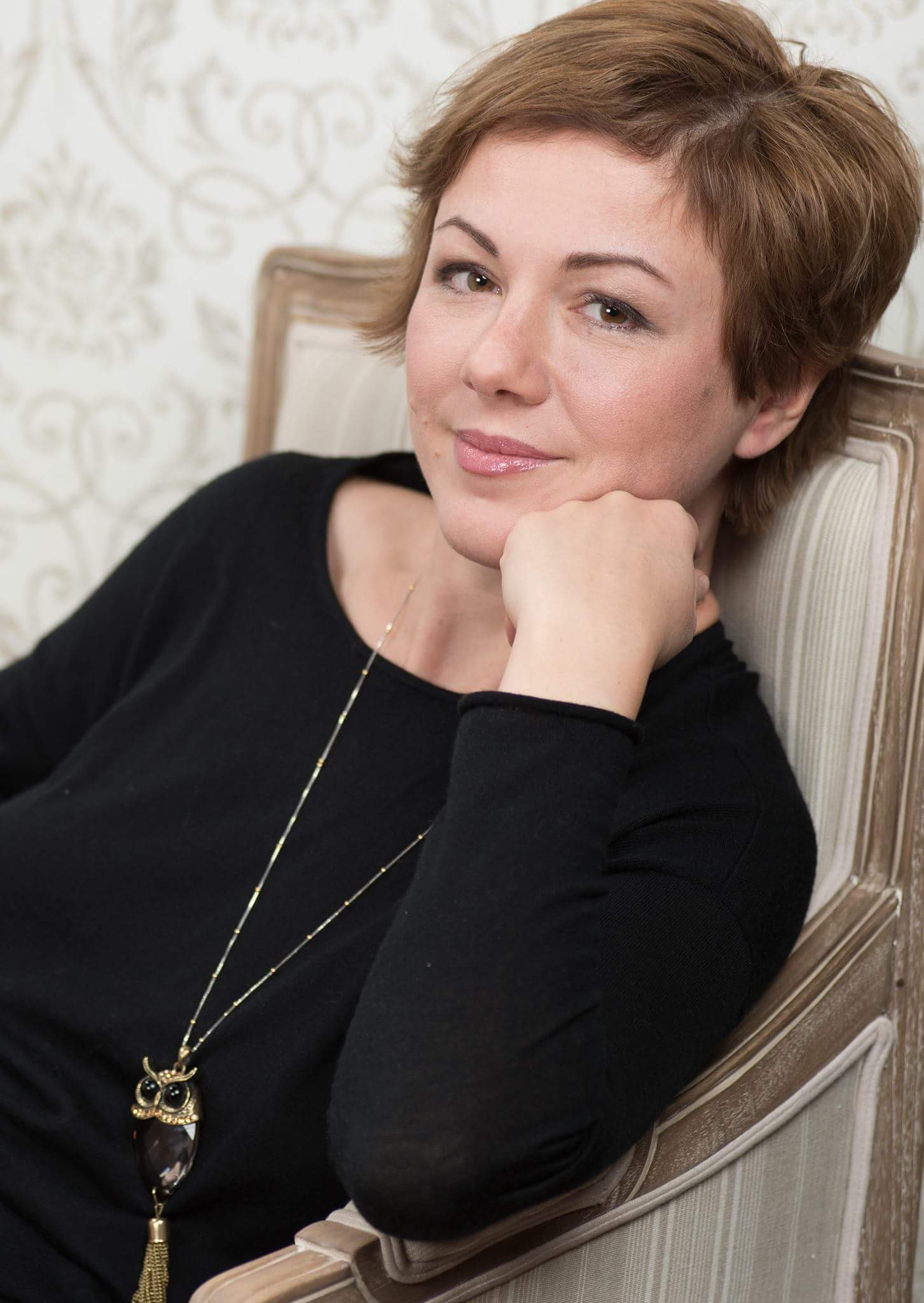 Оксана Бугрименко