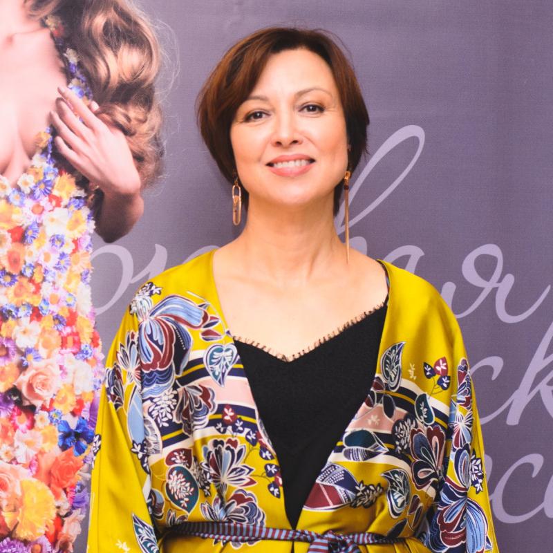 Оксана Шинова