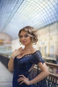 Мария Левина - Основатель женского клуба MyQueen